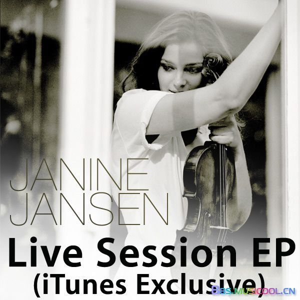 Live Session_ Bach (iTunes Exclusive) - EP.jpg