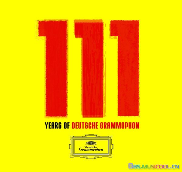 111 Years of Deutsche Grammophon - 111 Classic Tracks.jpg