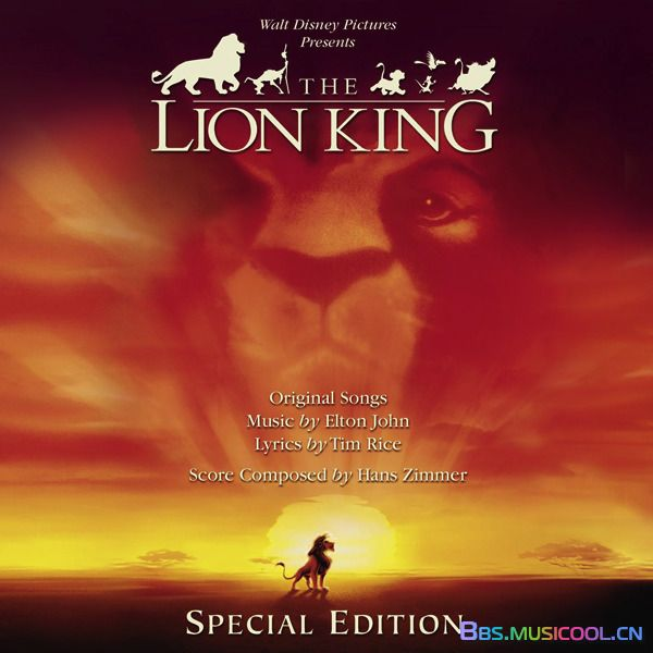 The Lion King_ Special Edition (Original Soundtrack).jpg