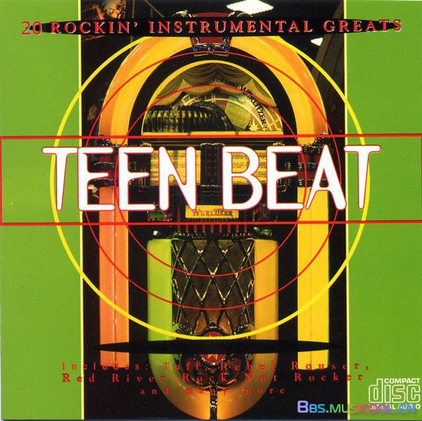Teen Beat - Instrumentals of the Sixties.jpg