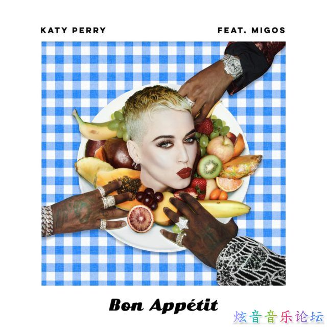 Katy Perry - Bon Appétit (feat. Migos) - Single (2017)