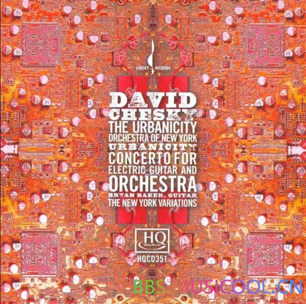 David Chesky - Urbanicity Orchestra of New York - Concerto for Electric Guitar a.jpg