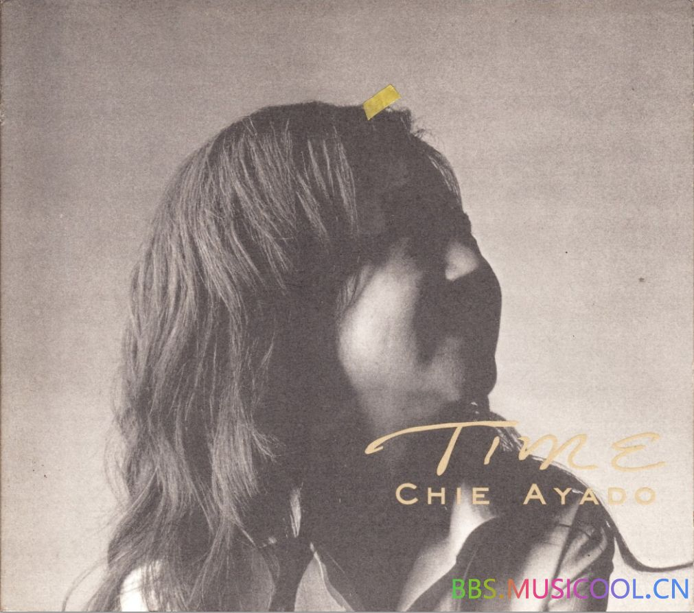 Chie Ayado - Time - 2004 (Vocal Jazz).jpg
