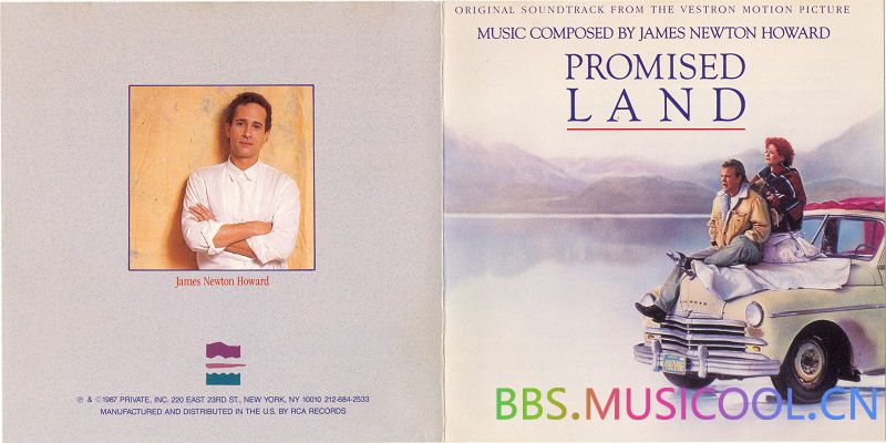 Promised Land - James Newton Howard.jpg