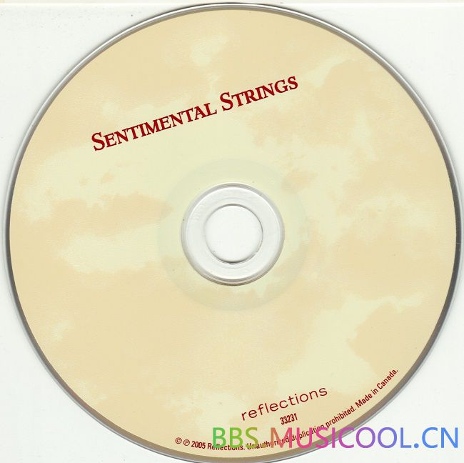 Bobby Creed & His Orchestra - 2005 - Sentimental Strings cd.jpg