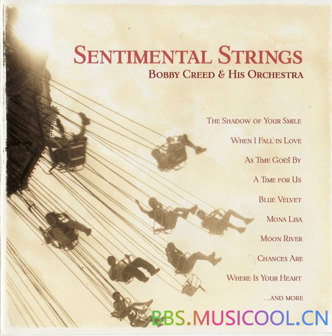 Bobby Creed & His Orchestra - 2005 - Sentimental Strings fr.jpg