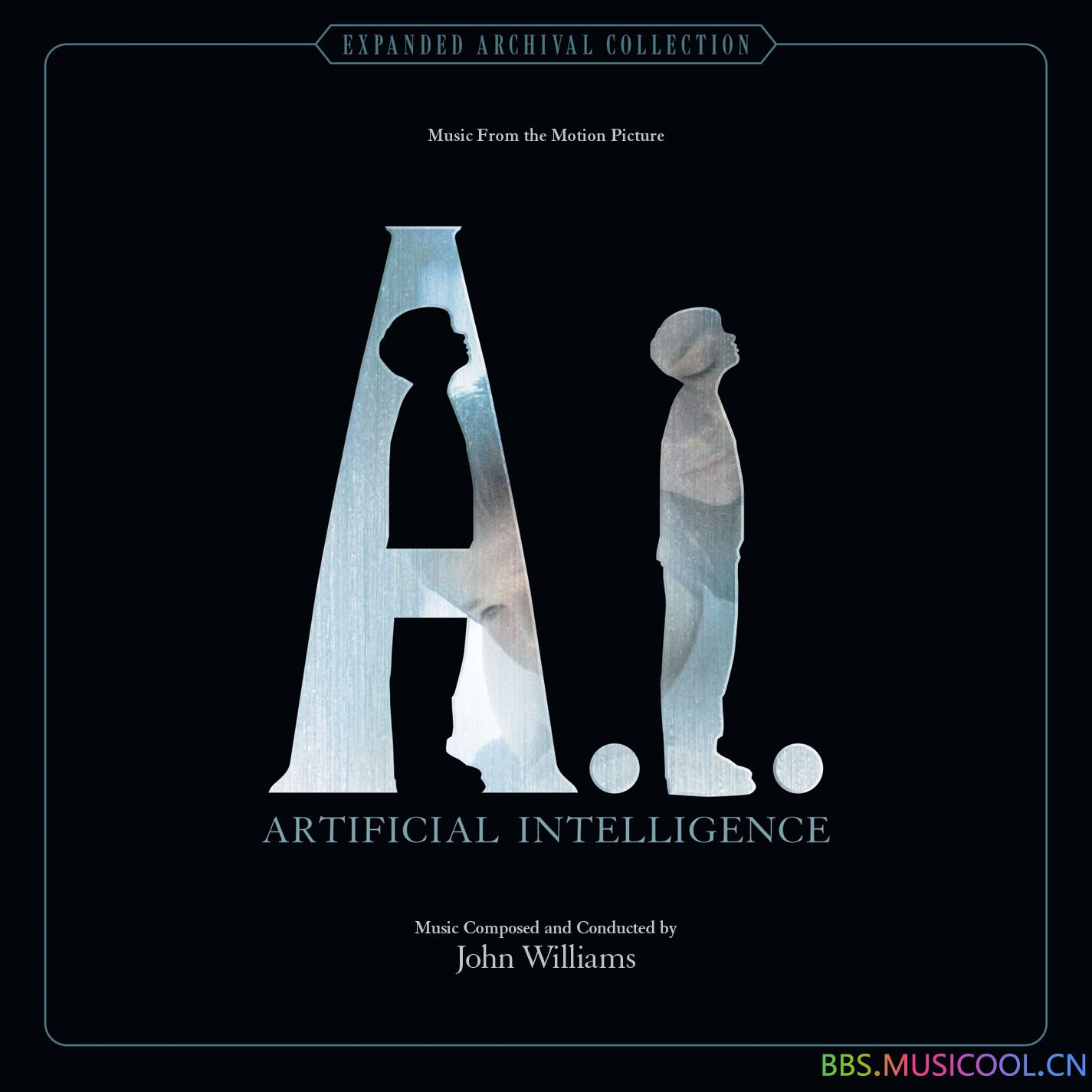 Cover - A.I. Artificial Intelligence (Music From The Motion Picture) (Expanded A.jpg